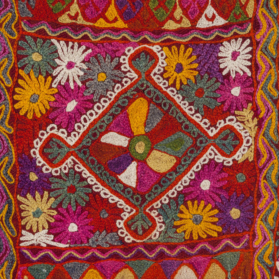 Vintage blankets and quilts