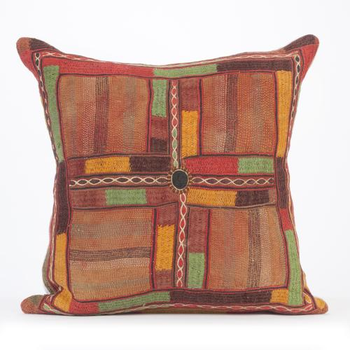 Large Vintage Banjara Cushion