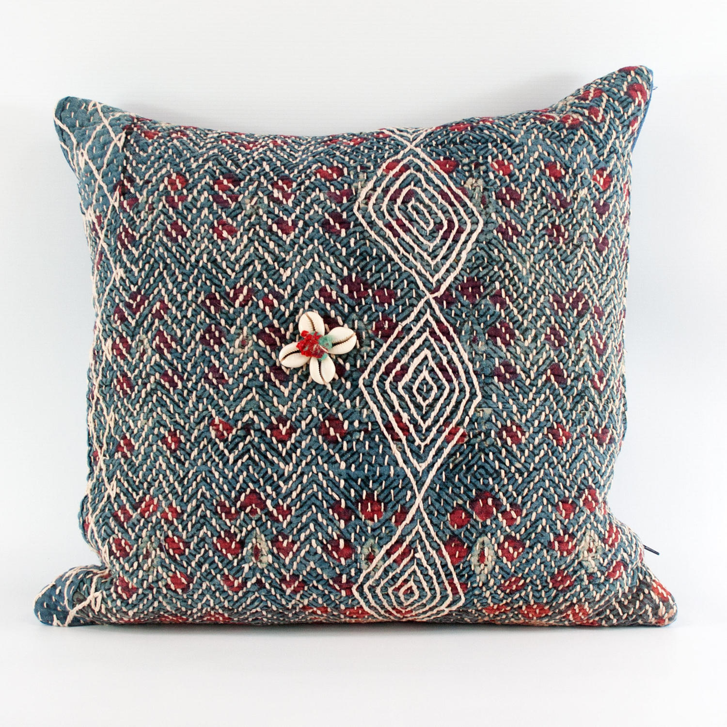 Banjara Cushions - Blue