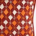 Vintage Phulkari Cushion - picture 3