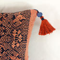 Terracotta & Indigo Maonan Cushions - picture 5