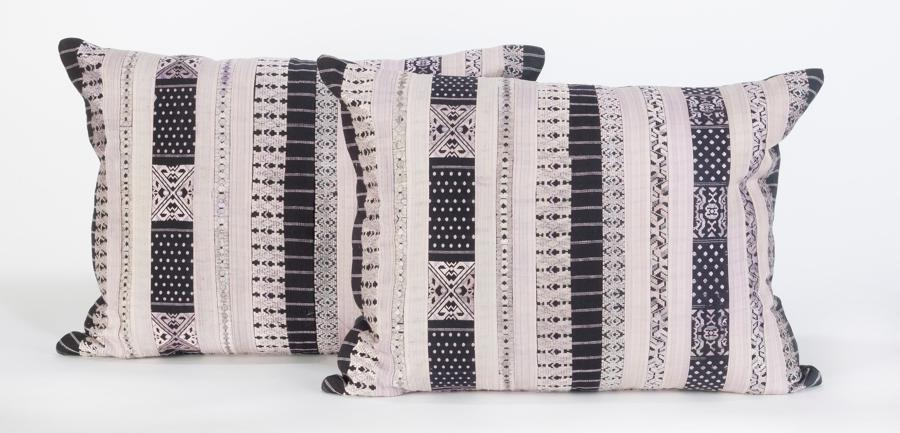 Miao Skirt Border Cushions