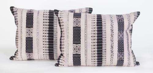Miao Skirt Border Cushions
