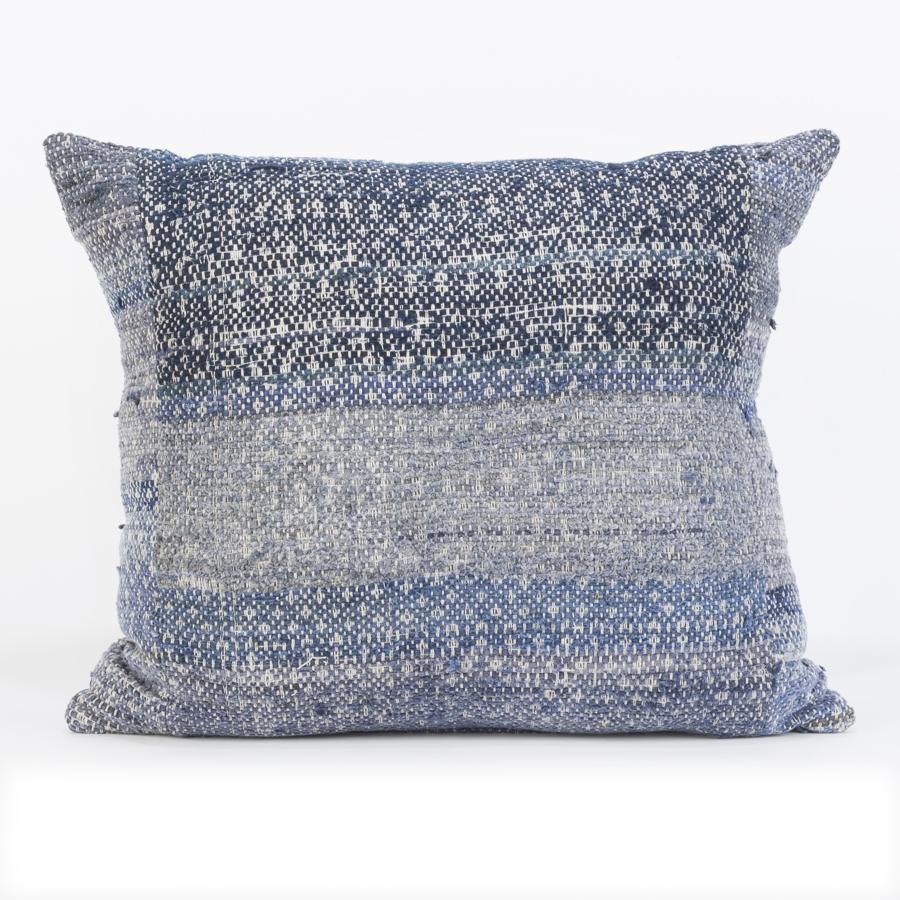 Vintage Rag Blanket Cushions