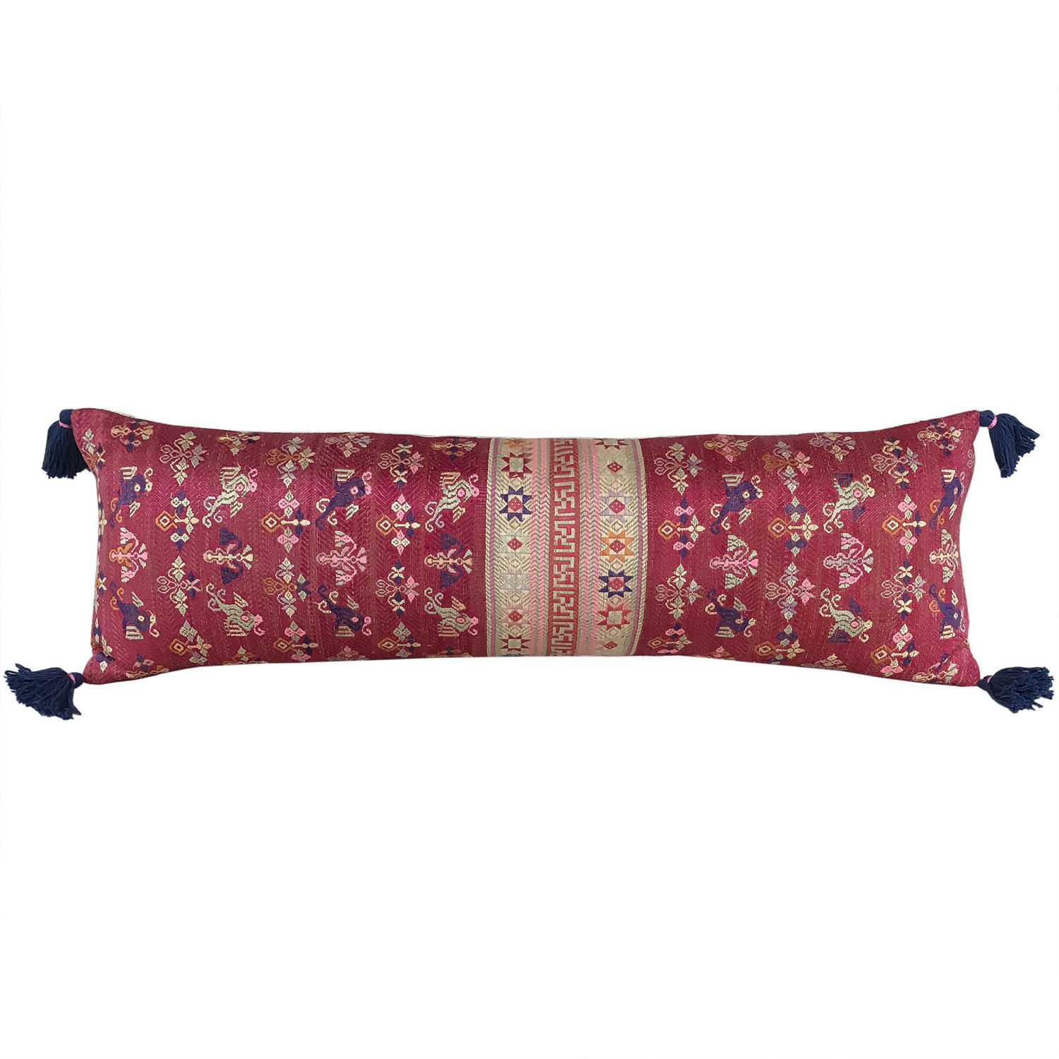 Exquisite Maonan Wedding Blanket Cushion