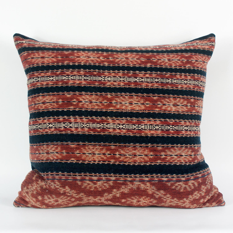 Vintage Ikat Cushions