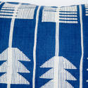 Blue and White Yoruba Cushions - picture 4