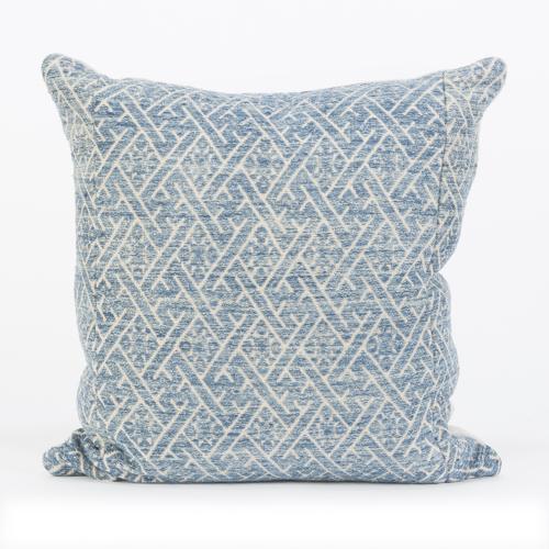 Indigo Zhuang Wedding Blanket Cushions