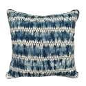 Vintage Indigo Shibori Cushions - picture 1