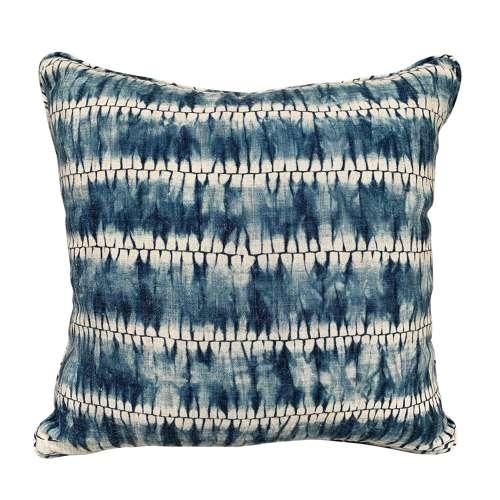 Vintage Indigo Shibori Cushions
