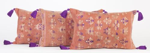 Maonan Wedding Blanket Cushions
