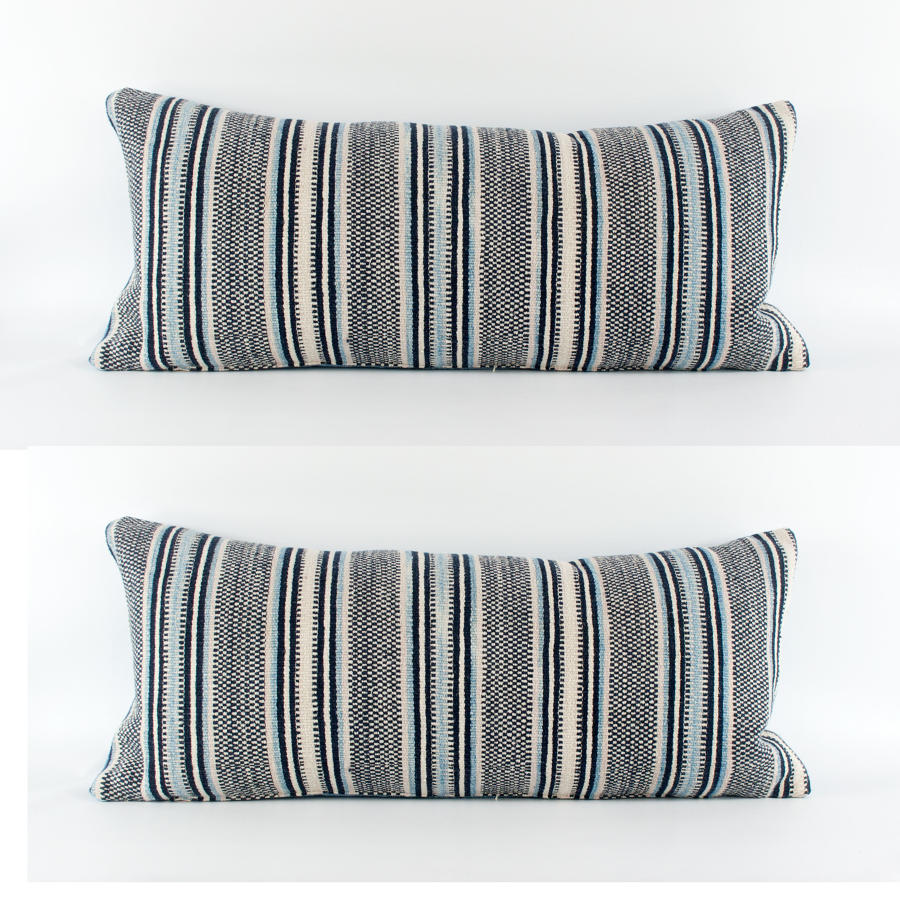 Zhuang Cotton Striped Cushions