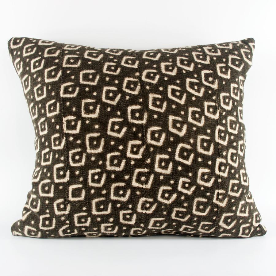 Mud Cloth Cushion
