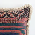 Ikat Cushions with Fringe - picture 4