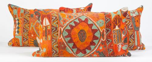 Shia Crewell Work Cushions