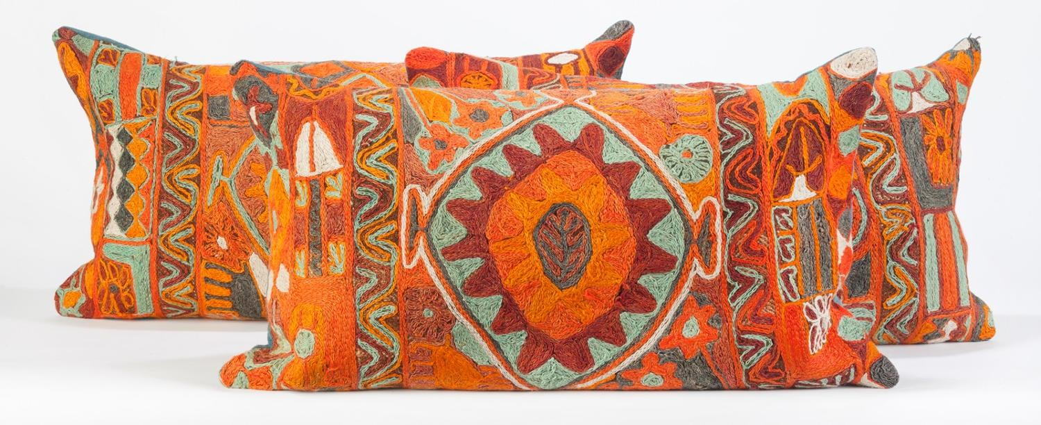 Shia Crewell Work Cushions