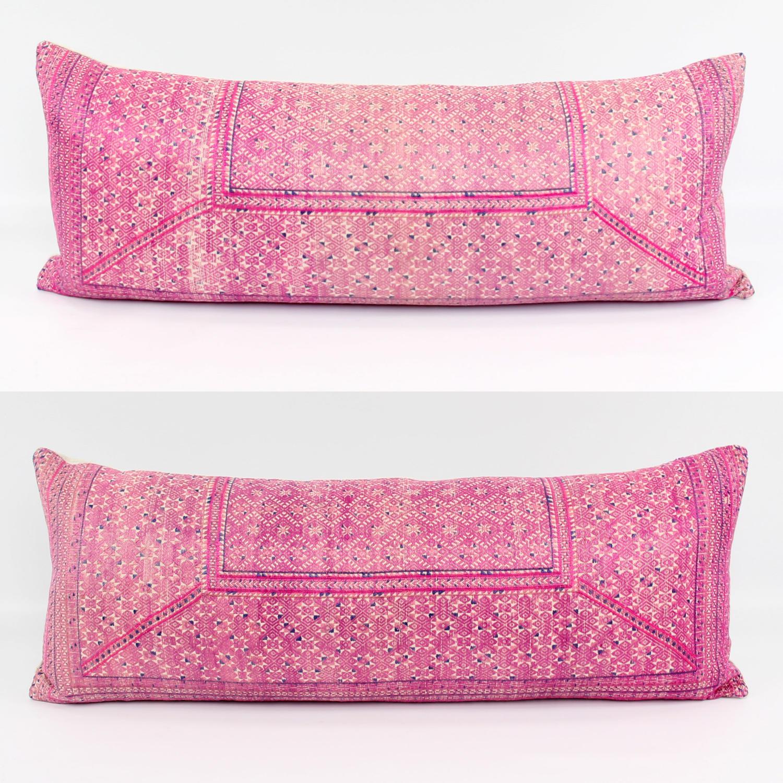 Zhuang Silk Brocade Cushions