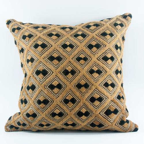 Kuba Cloth Cut Pile Cushion