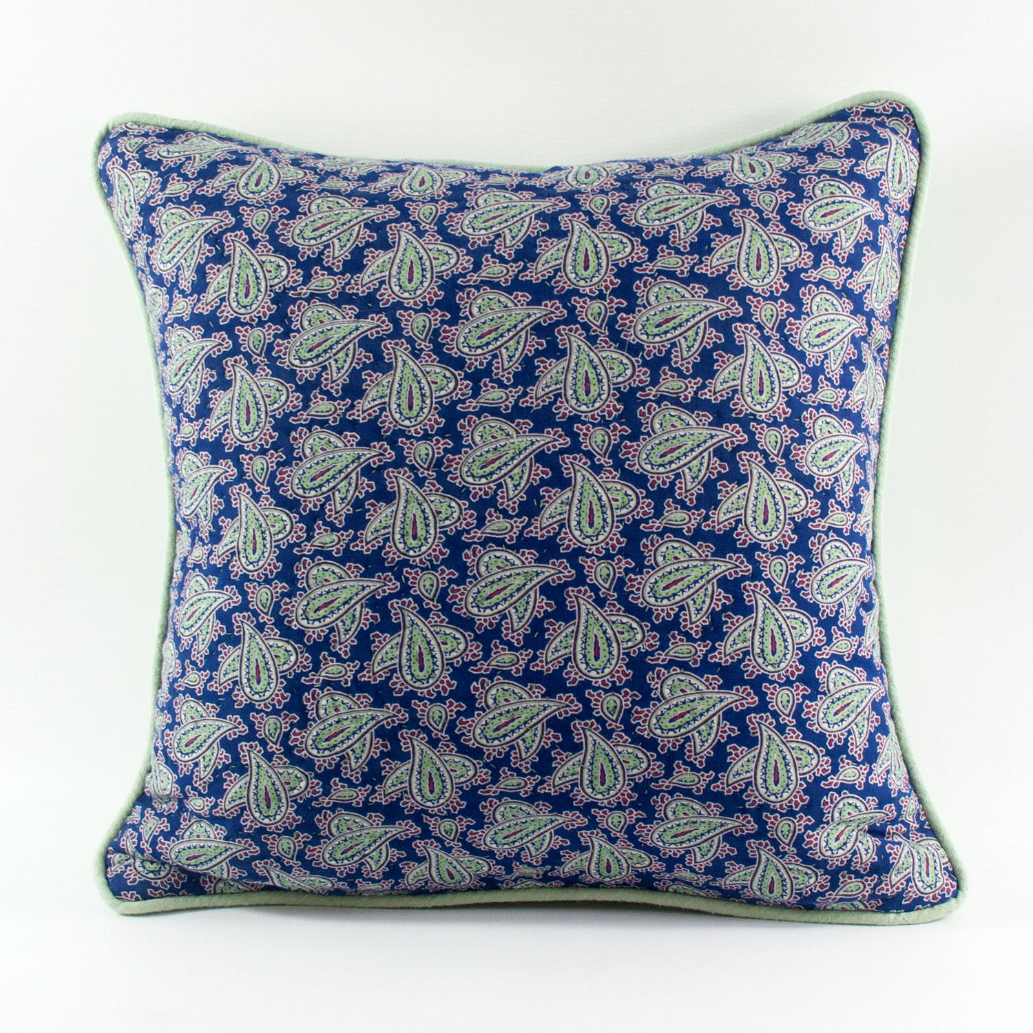 Paisley Quilt Cushions