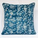 Vintage Chinese Textile Cushion - picture 1
