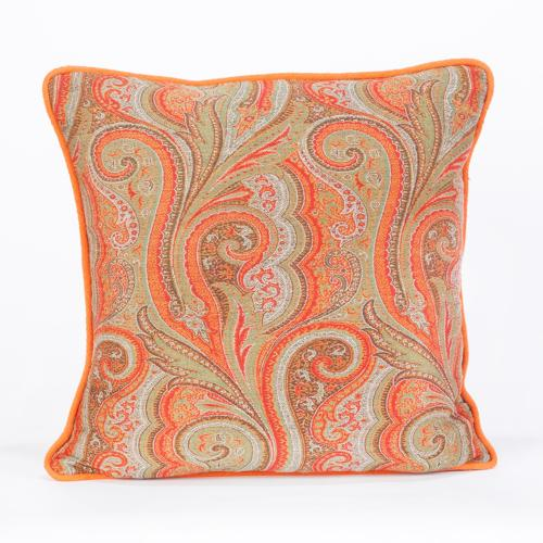 Vintage Paisley Cushion