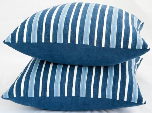 Vintage Yoruba Textile Cushions