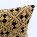 Kuba Cloth Cushion - picture 3