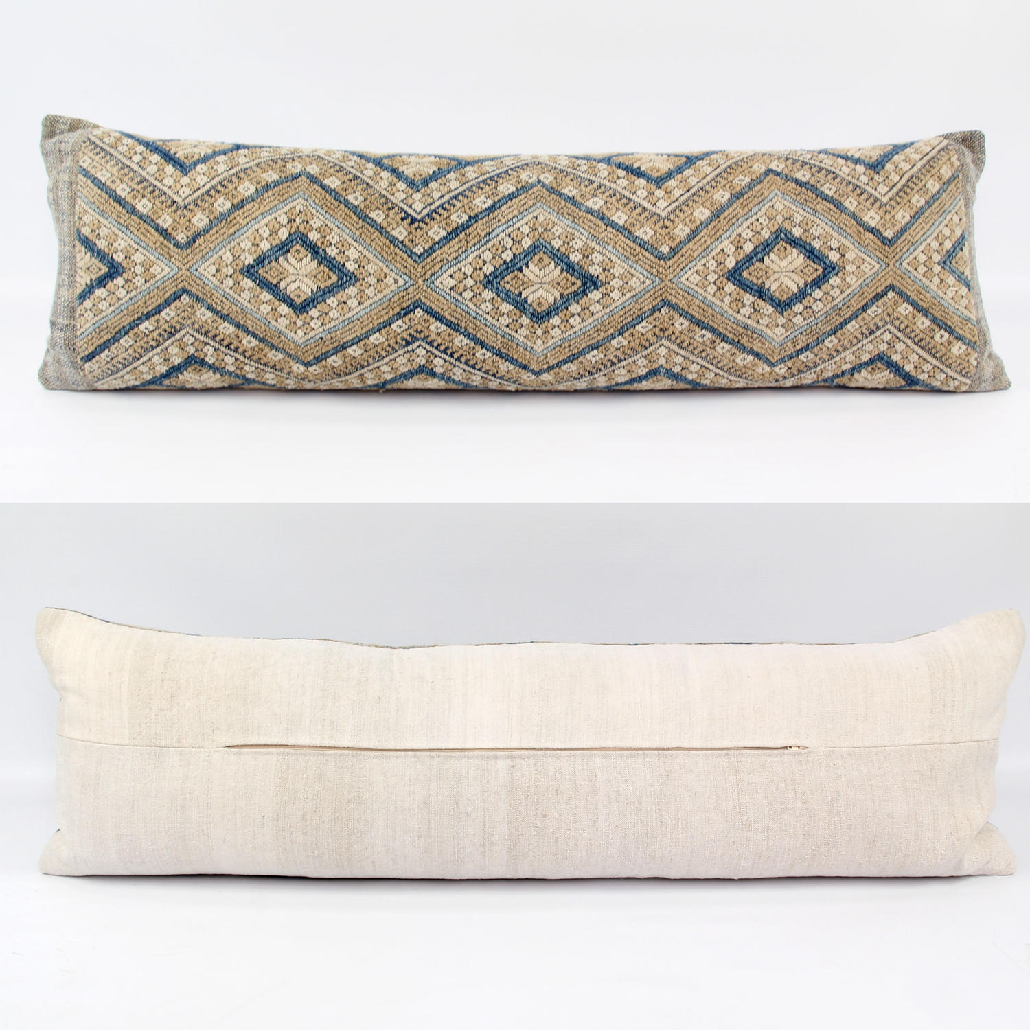 Rare Buyi Bolster Cushion