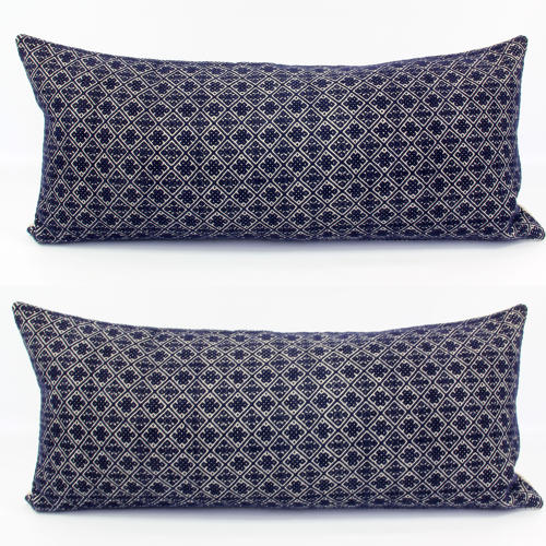 Large Zhuang Wedding Blanket Cushions