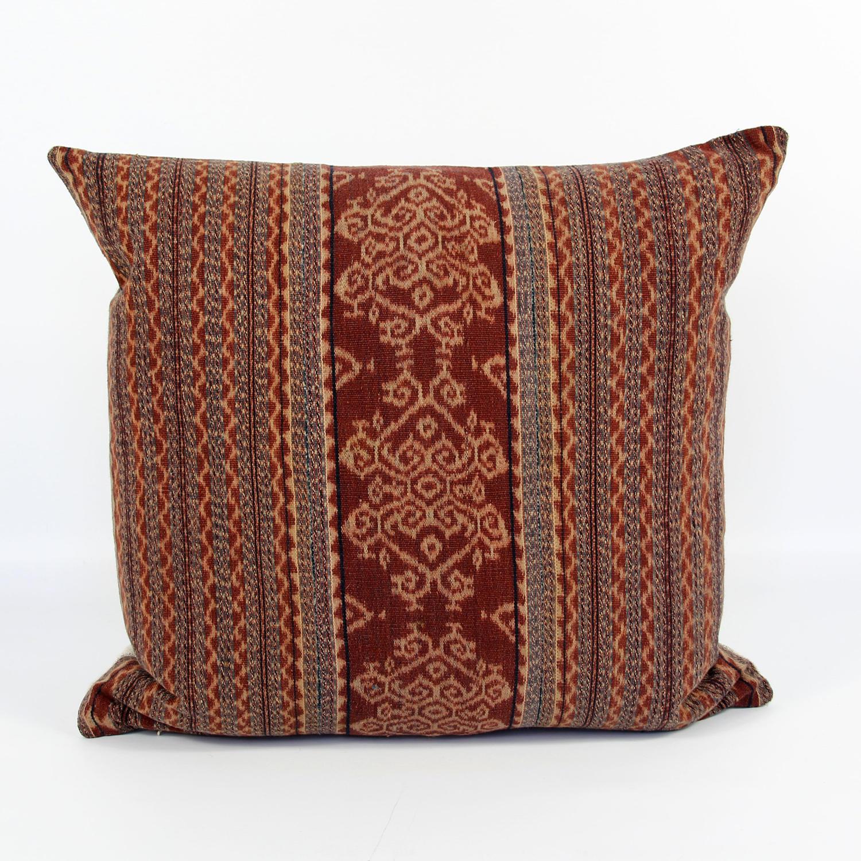 Vintage Savu Ikat Cushions