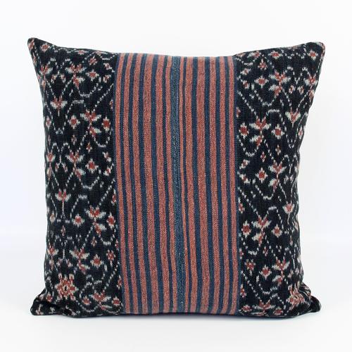 Vintage Savu Ikat Cushion