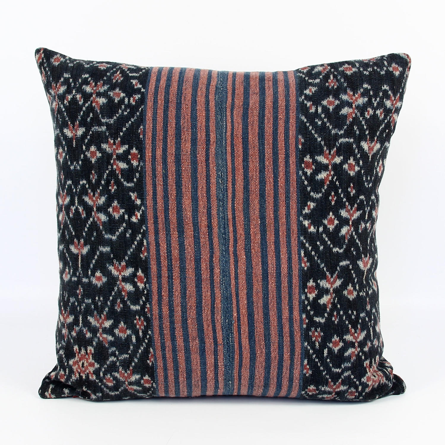 Vintage Savu Ikat Cushion