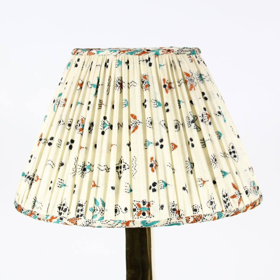 Vintage Silk Lampshades