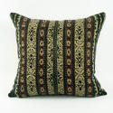 Ikat Cushions, Mustard & Brown - picture 2