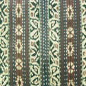 Ikat Cushions, Mustard & Brown - picture 4