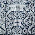 Ikat Cushions with Tassels - picture 4