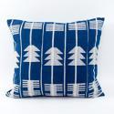 Blue & White Yoruba Cushions - picture 2