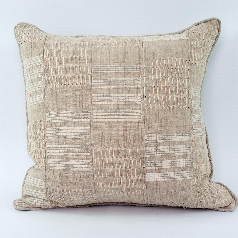 Yoruba Cloth Cushions