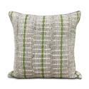 Yoruba Cushions with Green Stripe - picture 1
