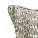 Yoruba Cushions with Green Stripe - picture 3