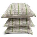 Yoruba Cushions with Green Stripe - picture 4