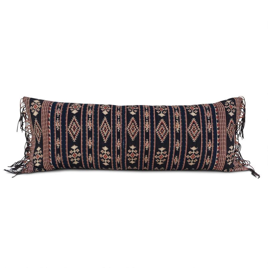 Large Ikat Cushion