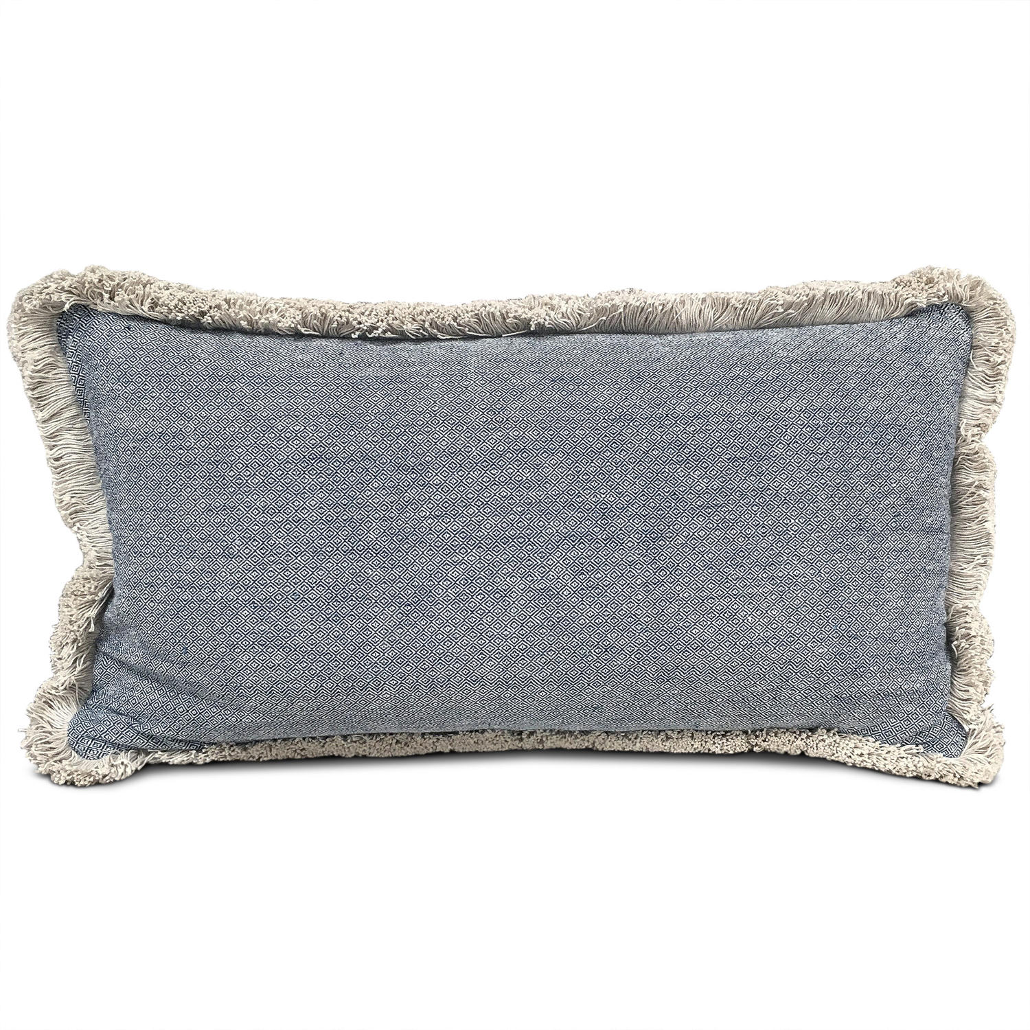 Long Shui Fringed Cushion