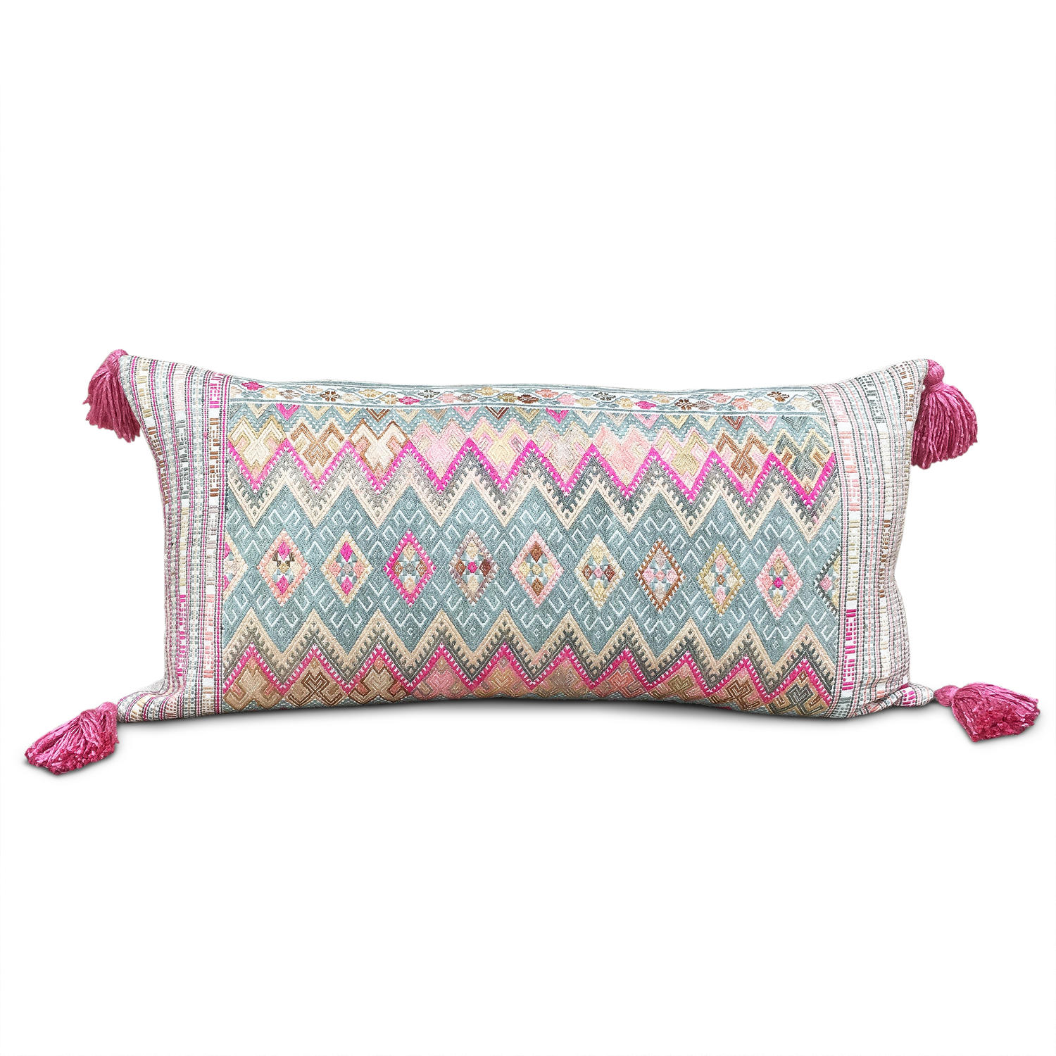 Minority Cushion with Tassels