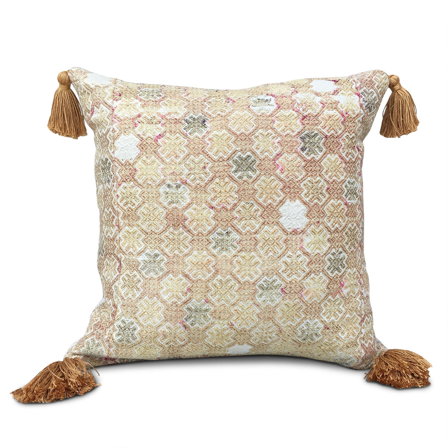 Zhuang Wedding Blanket Cushion