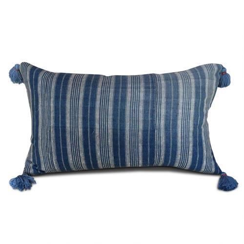 Minority Cushions with Bamboo Tassels