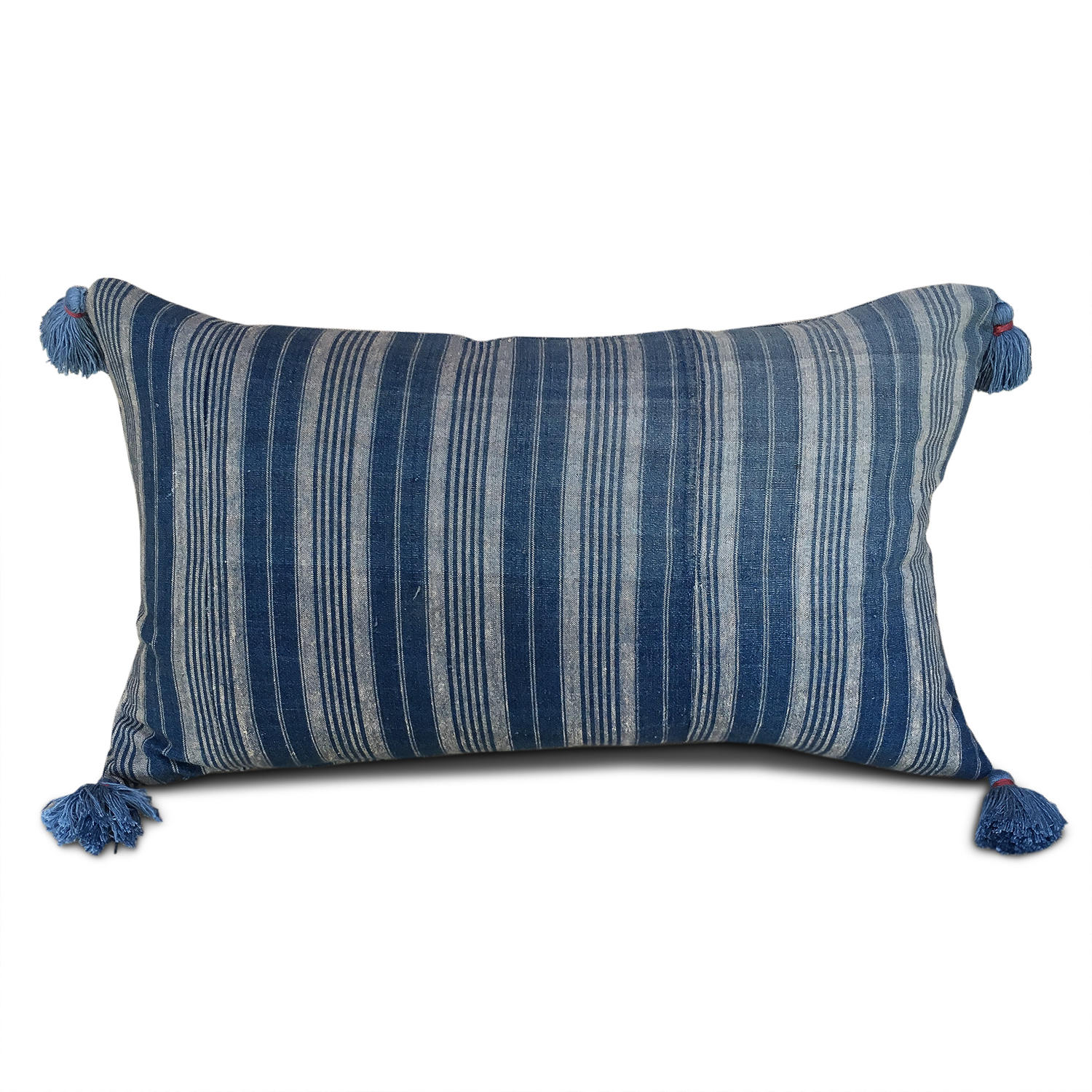 Minority Cushions with Bamboo Tassels