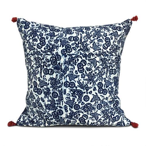 Miao Indigo Resist Cushions