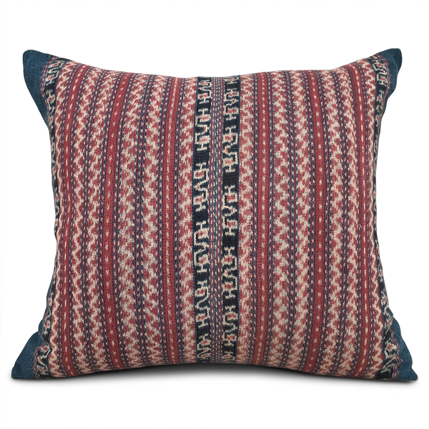 Flores Ikat Cushion
