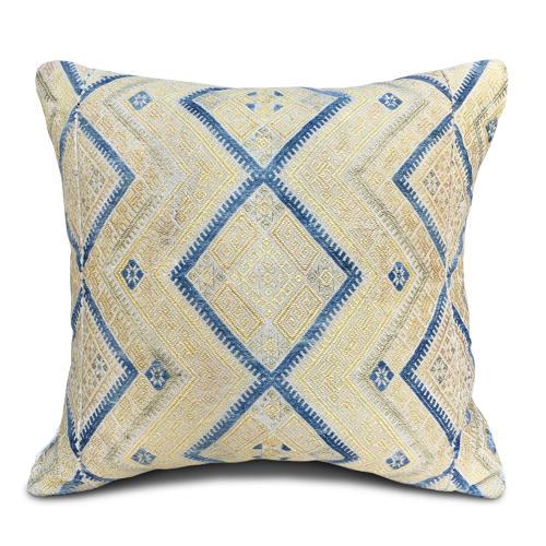 Yellow Zhuang Wedding Banket Cushions